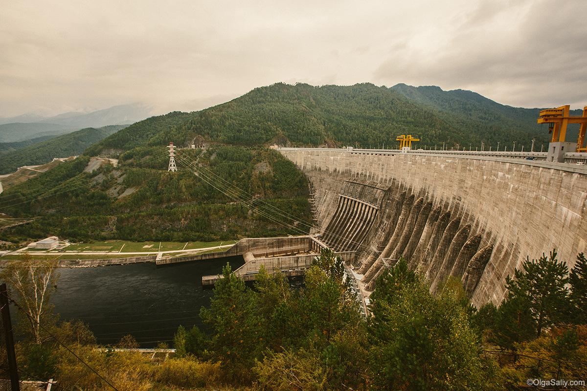 Sayano–Shushenskaya Dam (16)