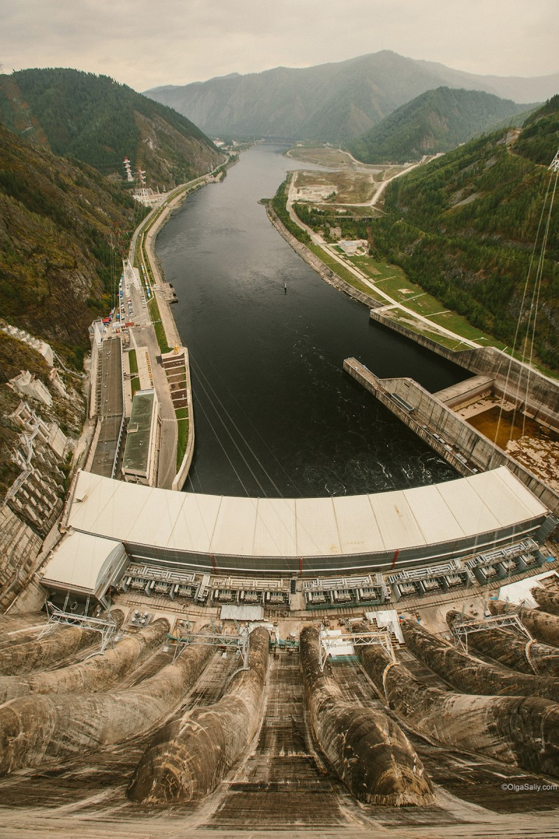 Sayano–Shushenskaya Dam (15)