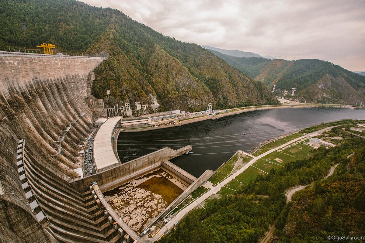 Sayano–Shushenskaya Dam (11)