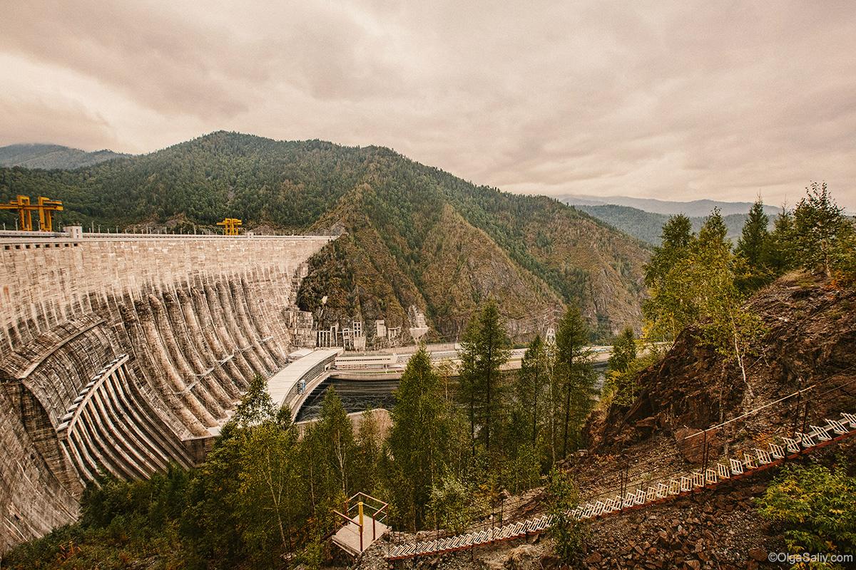 Sayano–Shushenskaya Dam (10)