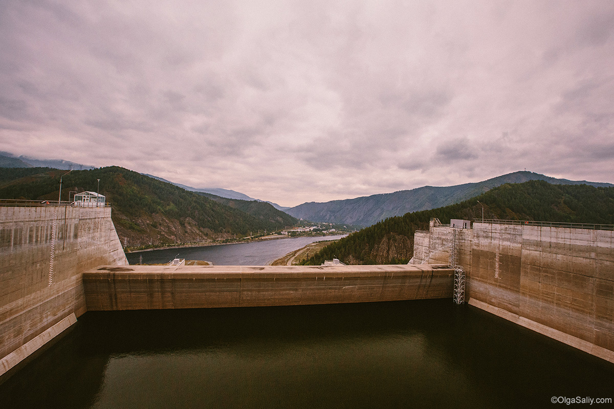 Sayano–Shushenskaya Dam (5)