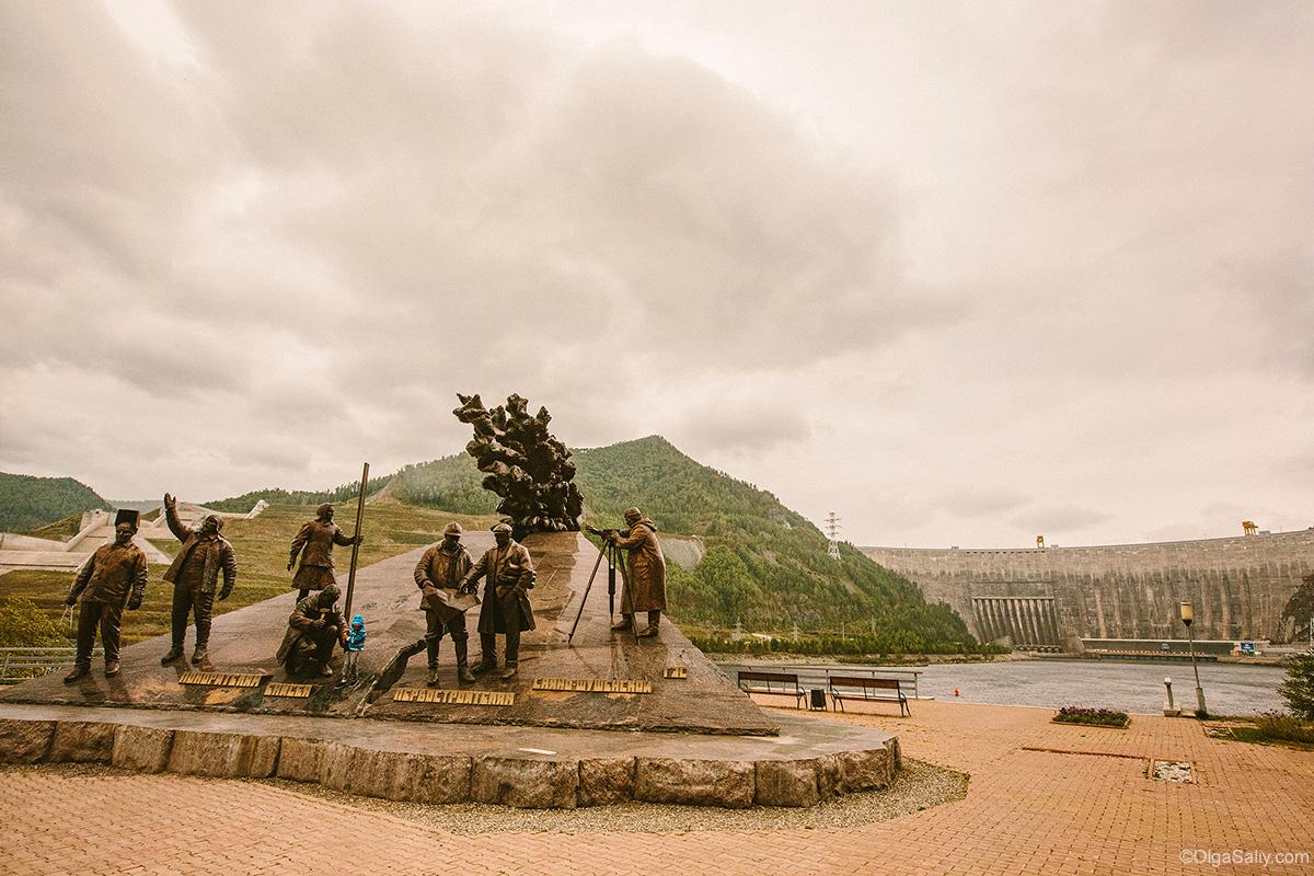Sayano–Shushenskaya Dam (3)