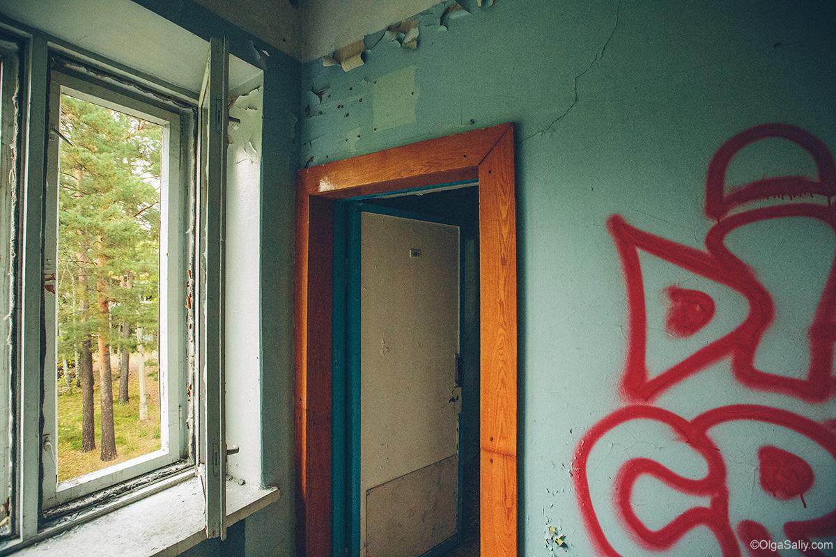 Abandoned Resort near Novosibirsk, Russia (7)