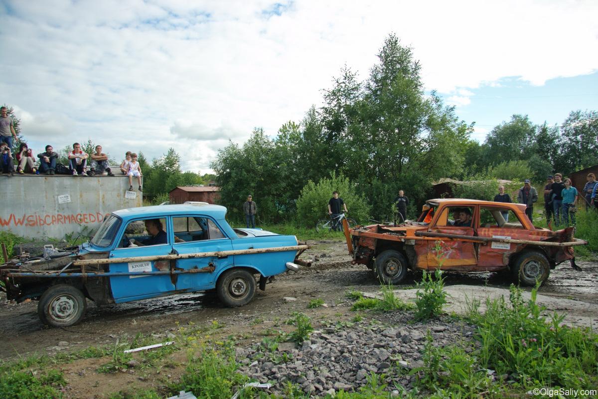 Crazy Russian Race (9)
