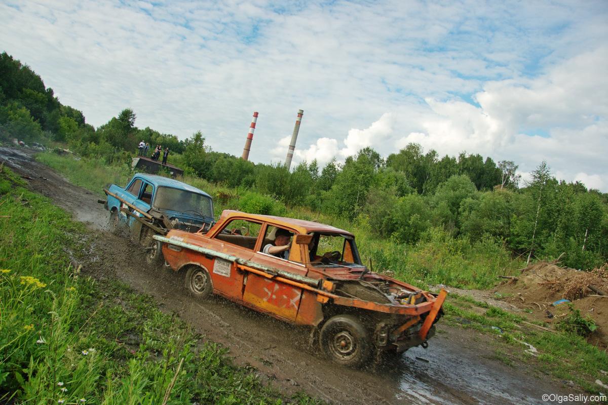Crazy Russian Race (5)