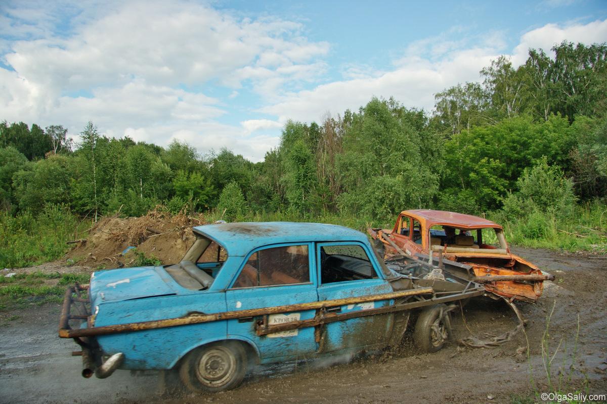 Crazy Russian Race (4)