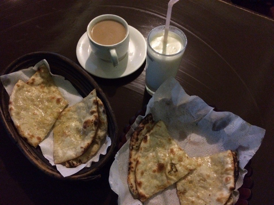 naan chapati