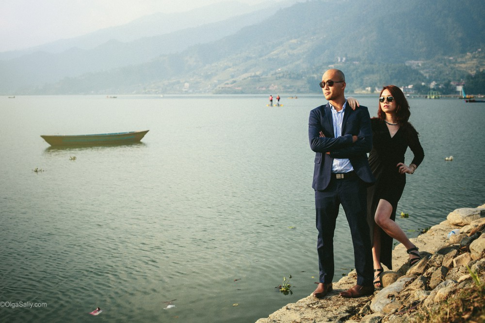 Wedding Trekking to Poon hill, Start in Pokhara