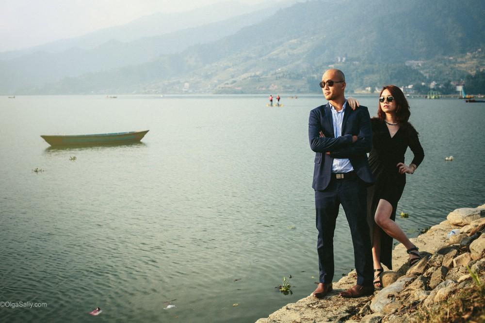 Wedding Trekking to Poon hill, Start in Pokhara
