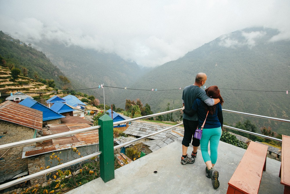 Guest house Trekking to Poon hill