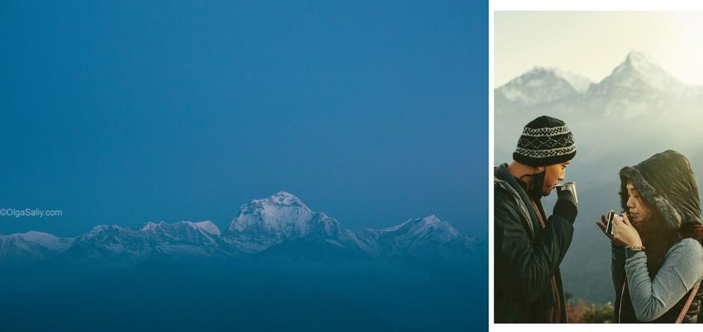 Poon hill, Nepal Wedding Photo