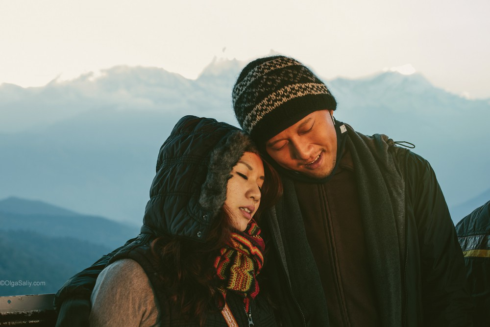 Poon hill, Nepal Wedding Photo