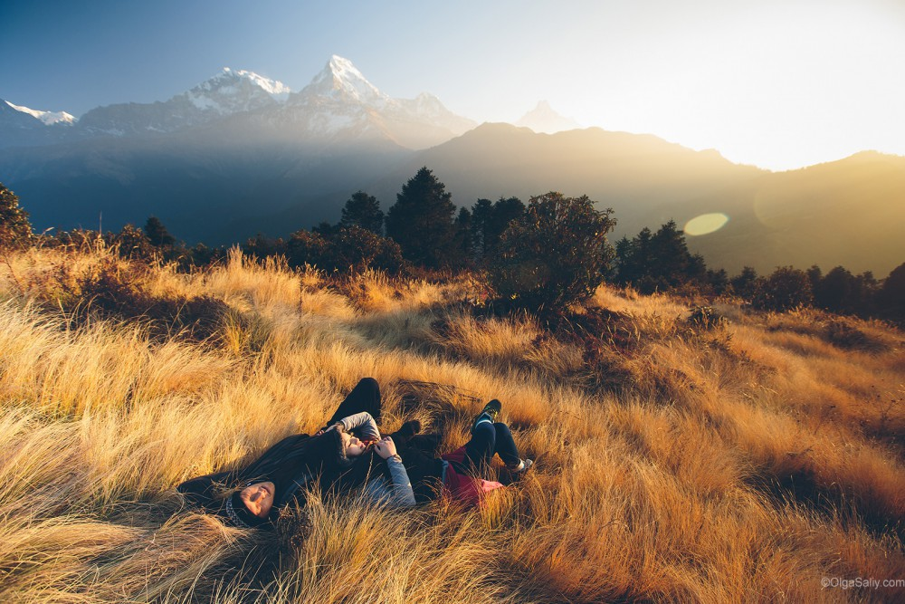 Love Photography on Poon hill