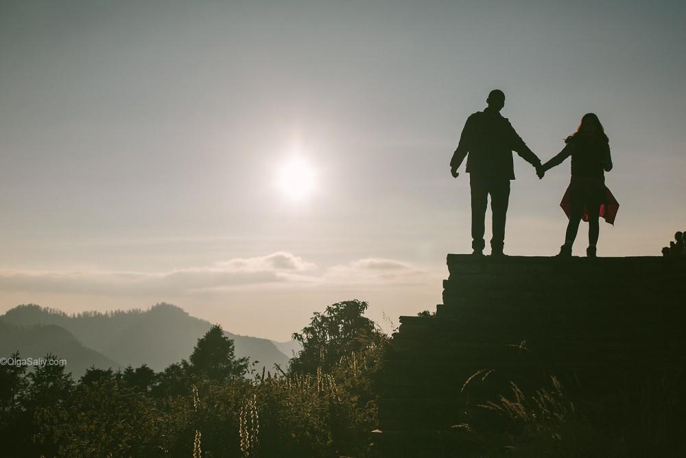 Wedding Trekking to Poon hill