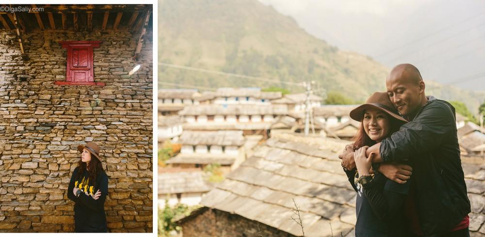 Wedding Photography Gandruk village Nepal