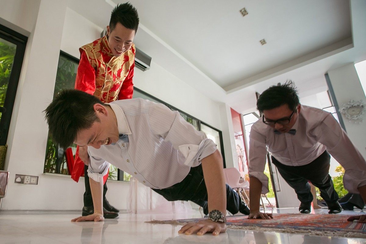 Chinese tradition Wedding
