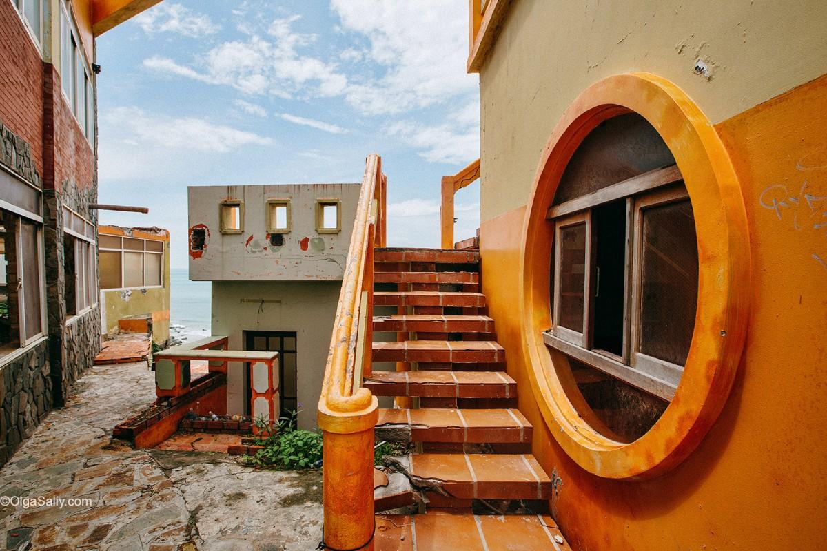 Abandoned Hotel VungTau