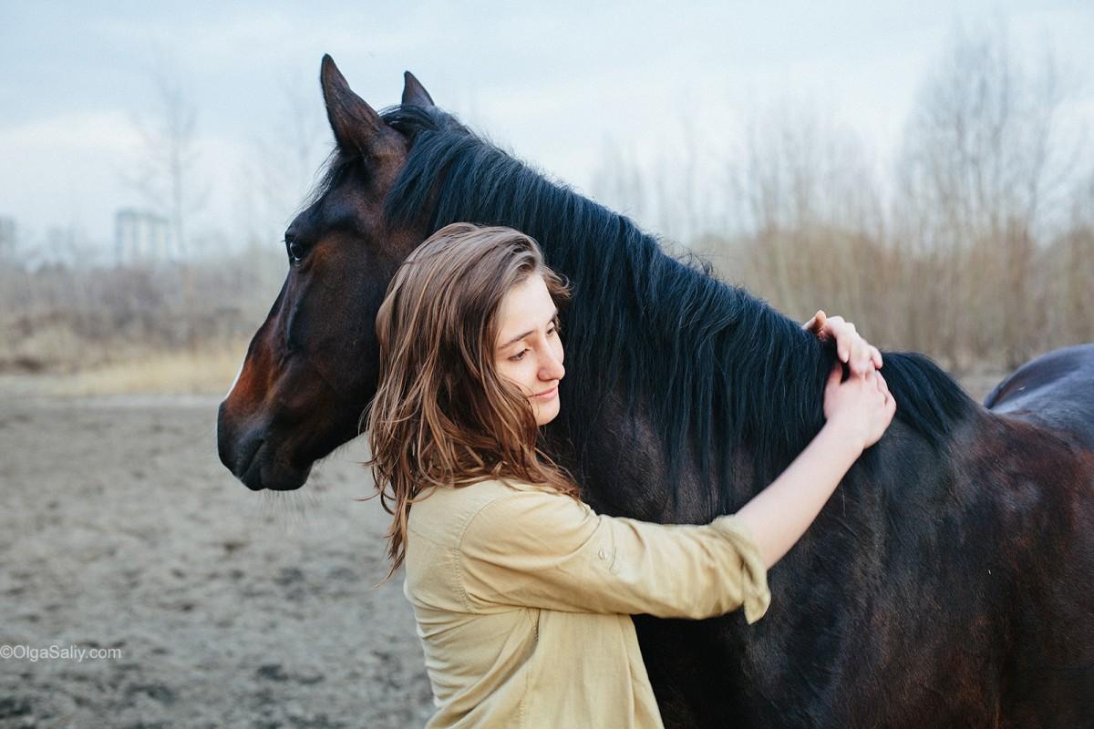 Girl and Horse Novosibirsk (7)