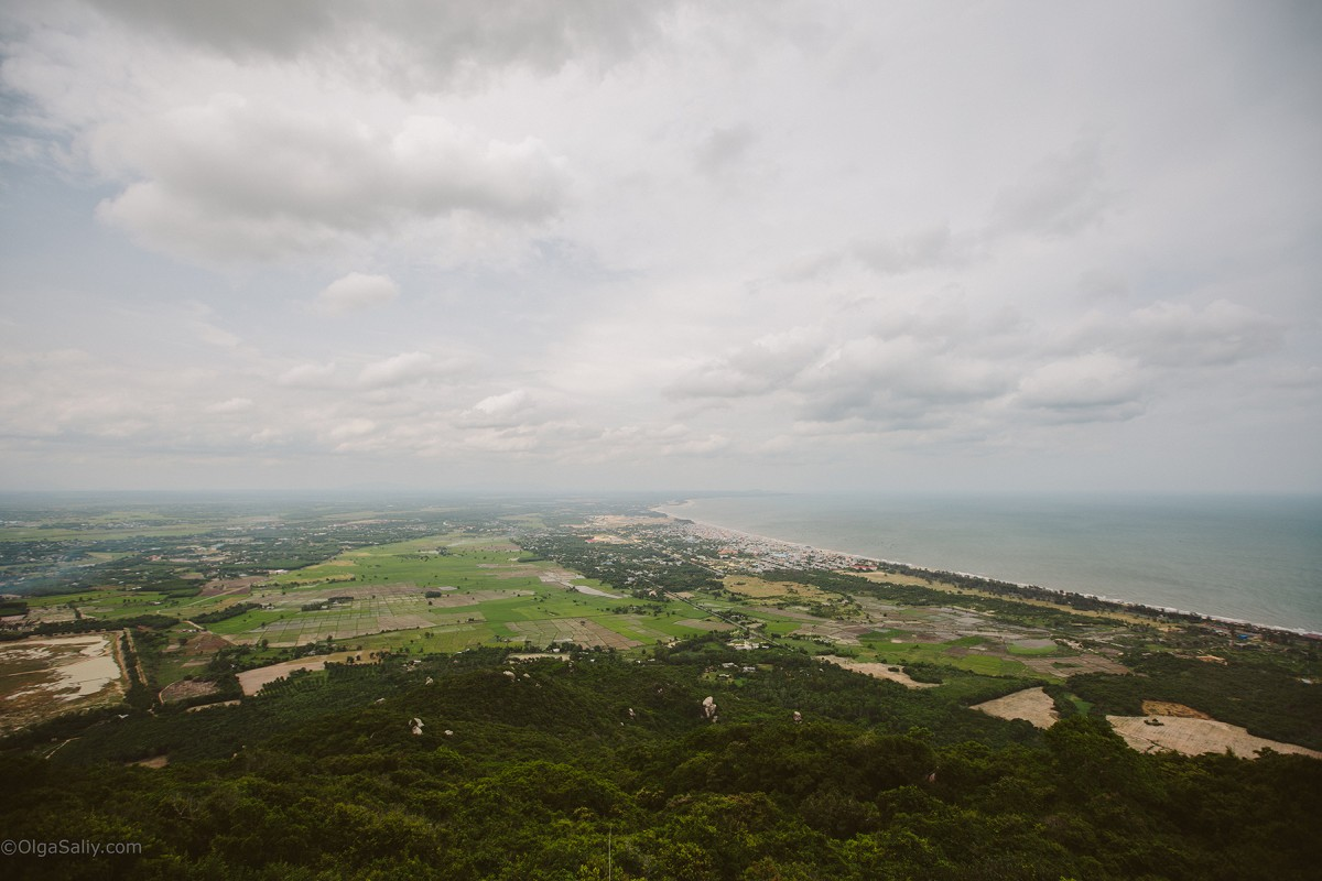 View from Minh Dam Mountain, VungTau, Vietnam (15)