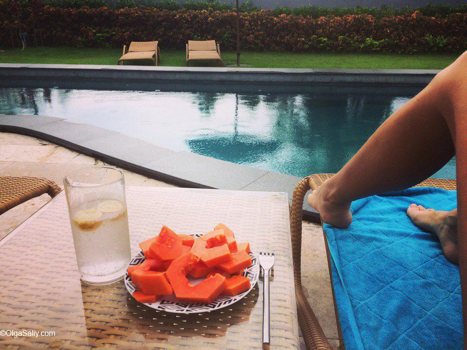 Villa on Koh Samui with swim pool