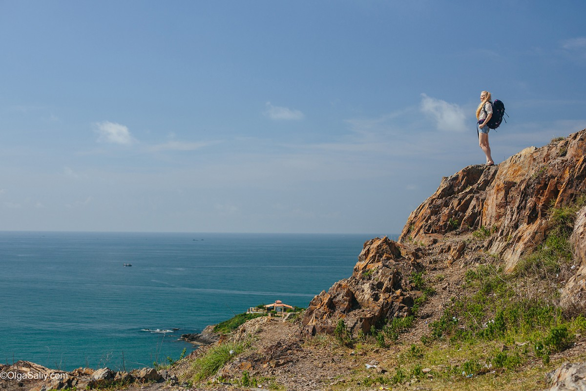 Interesting places VungTau: secret viewpoint