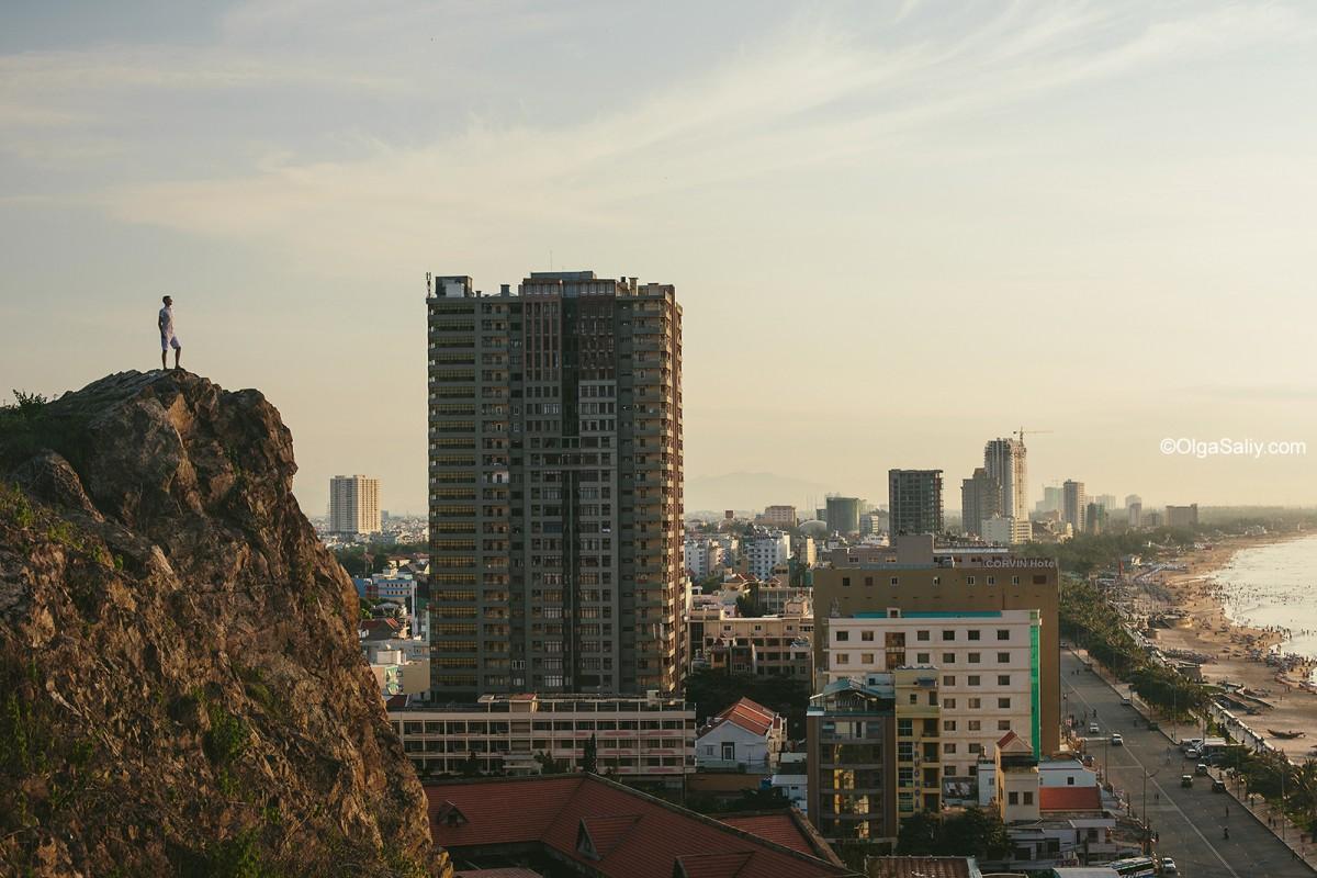 VungTau skyline