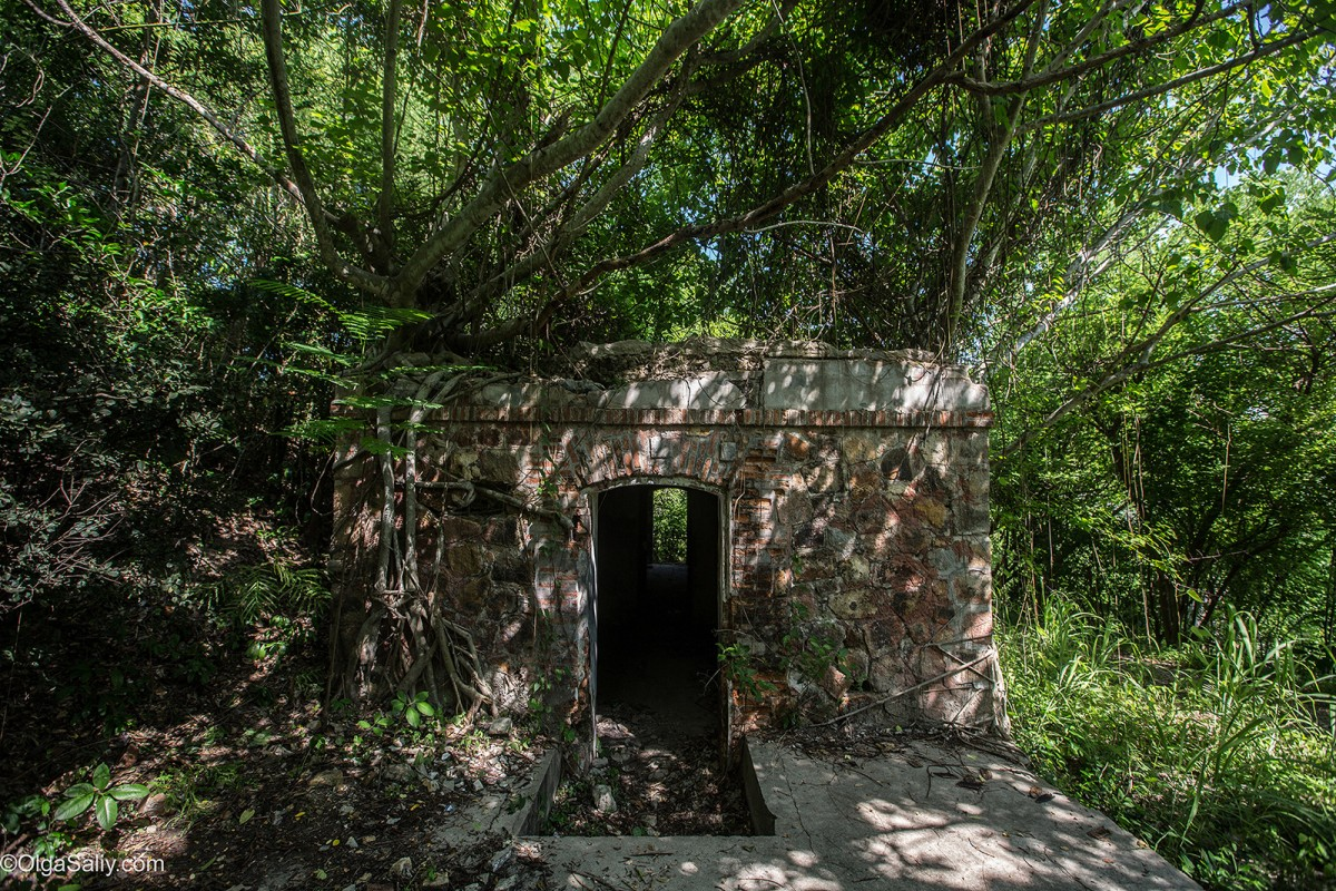 Interesting places Military abandoned places VungTau
