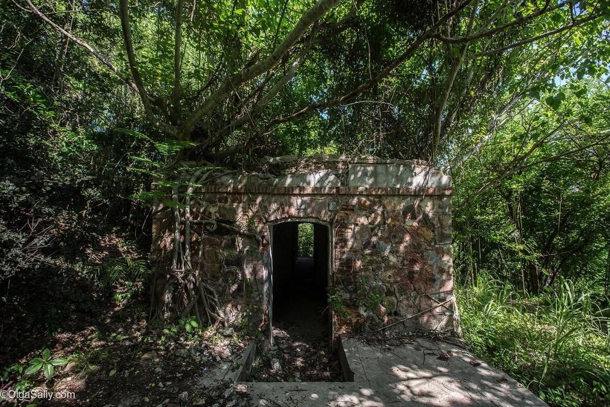 Interesting places Military abandoned places VungTau