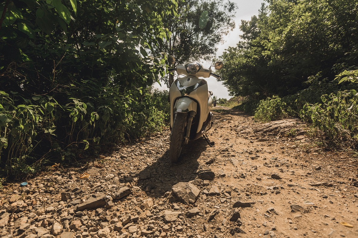 VungTau: secret viewpoint and real caves on the secret way (1)