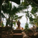 Visiting a Hermit Monk in secret cave on Koh Samui, Thailand