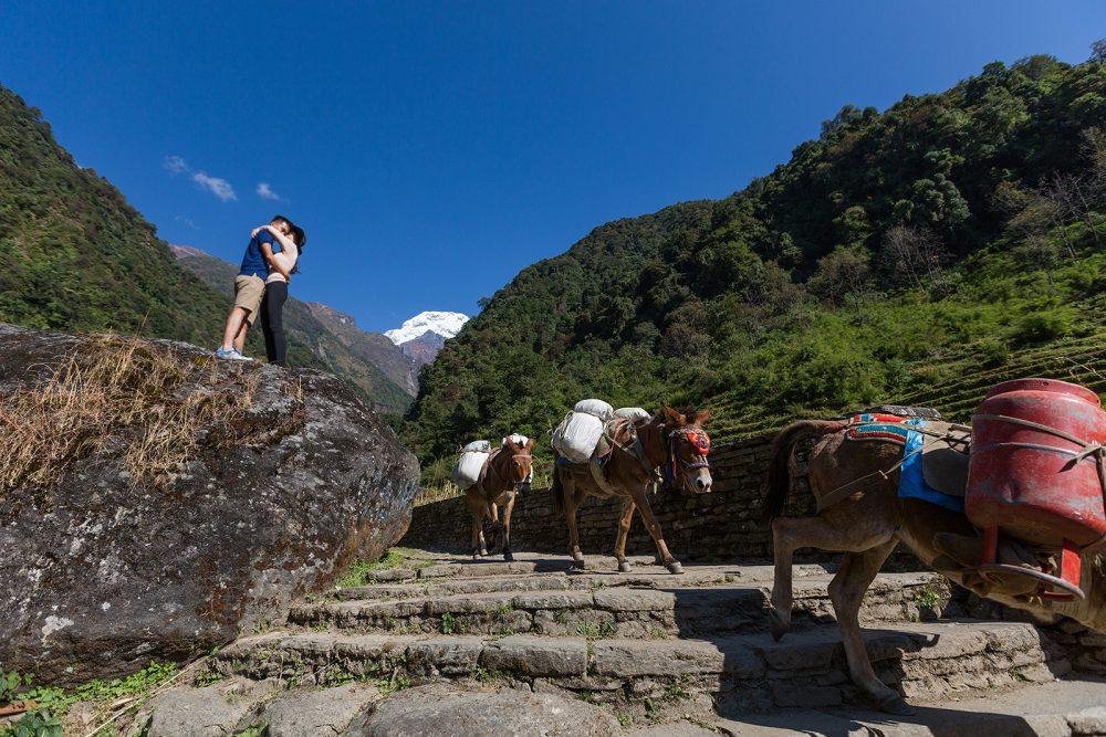 trekking to Annapurna Base camp (16)