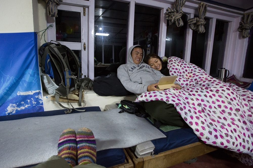 Machapuchare base camp Guesthouse
