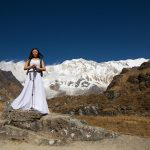Pre-Wedding Mountain PhotoShoot in Nepal – story about amazing trekking to Annapurna Base camp