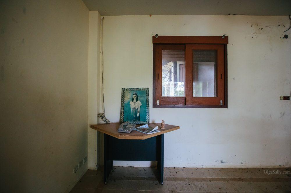 Interesting places of Samui island: Abandoned hotel on the beach (8)