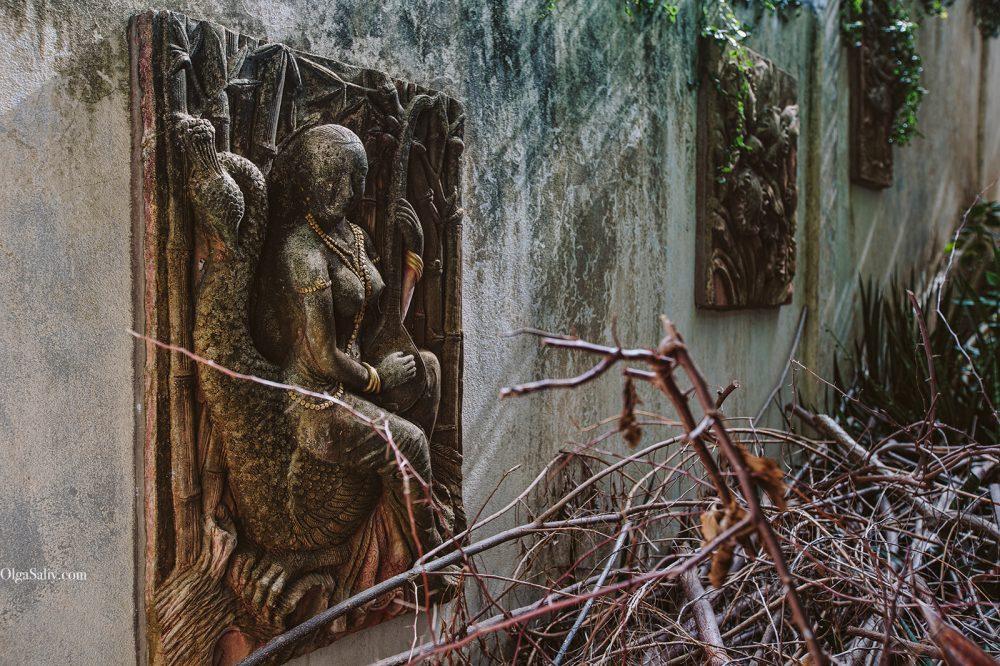 Interesting places of Samui island: Abandoned hotel on the beach (3)
