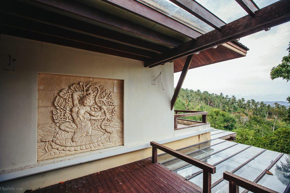 Samui Places: Abandoned Villa in Lamai jungle (9)