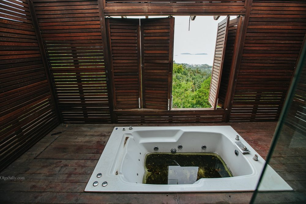 Samui Places: Abandoned Villa in Lamai jungle (12)