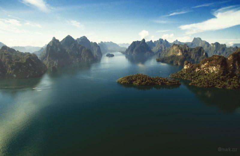Cheow Lan Lake review