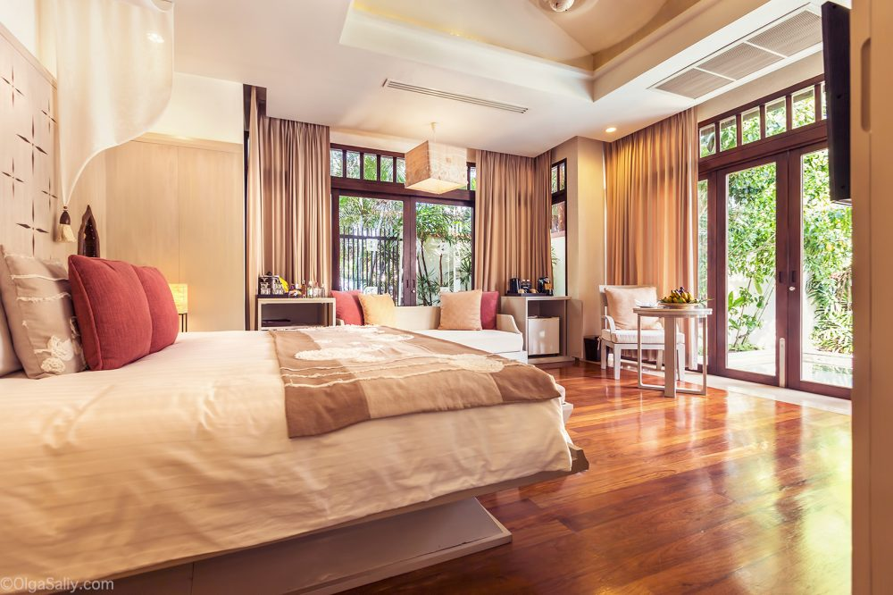 Hotel in Thailand Interior