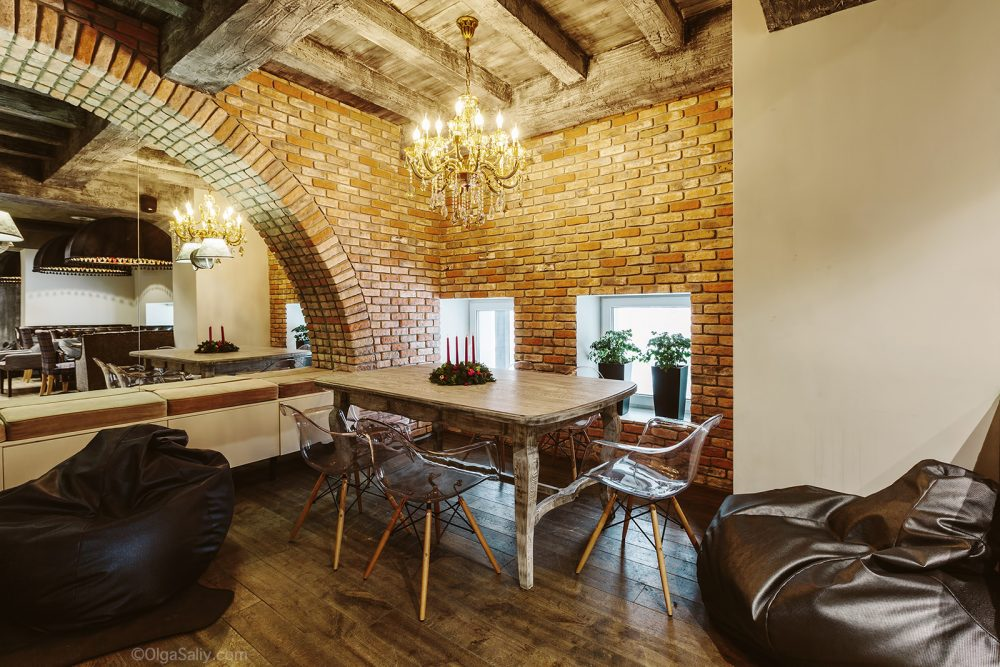 Loft Interior photography by Olga Saliy