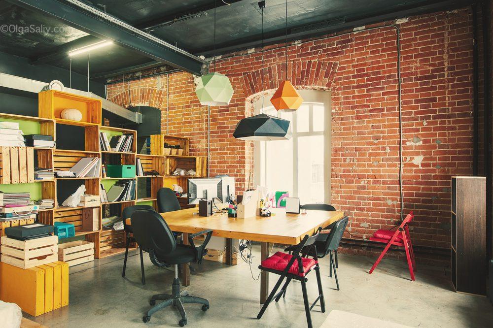 Loft Interior photography by Olga Saliy