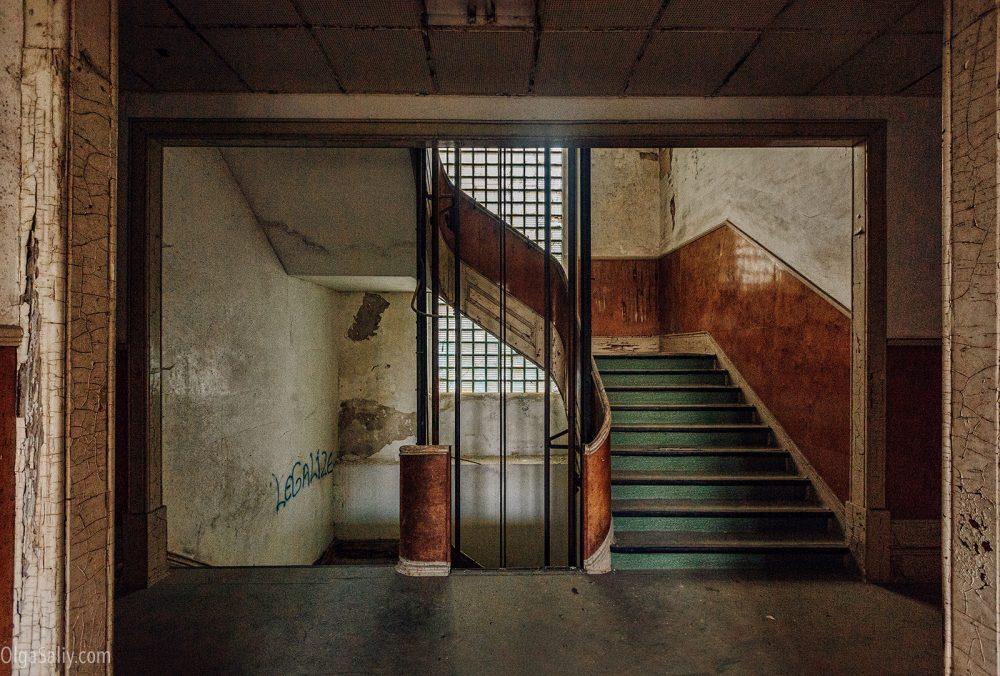 Abandoned hospital, Portugal (3)