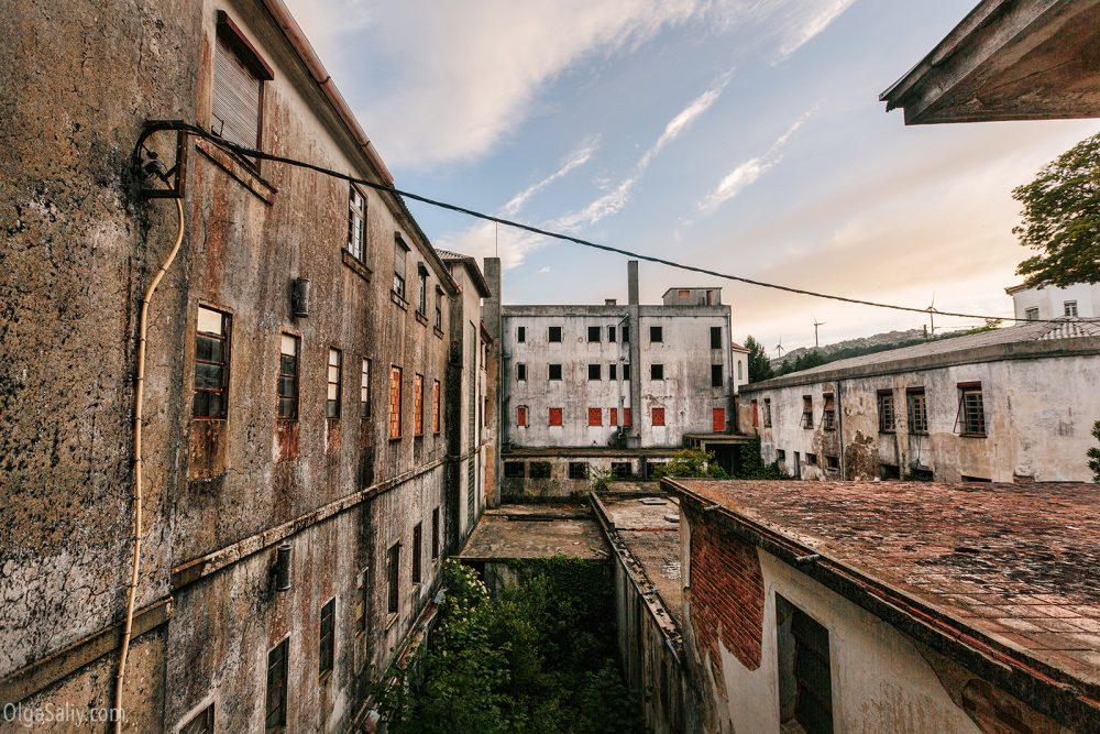 Abandoned hospital, Portugal (2)