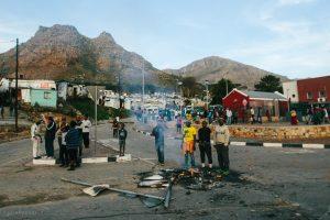 Cape Town slums