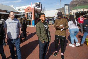 Woodstock views, Cape Town