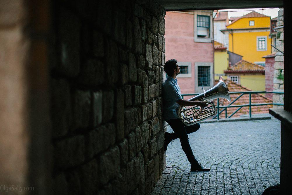 Musician Photosession in Porto, Portugal (1)