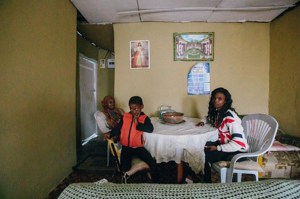 Cape Town, Khayelitsha Photo shooting (2)