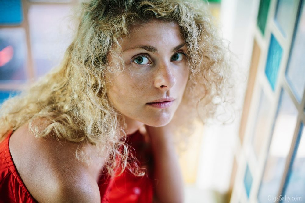 Anastasia Karbengen actress