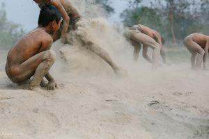 Children in Chitwan
