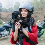 Off-road Motorcycle trip in Nepal, Blonde's Eye View